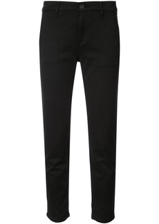 AG Adriano Goldschmied Caden skinny cropped trousers