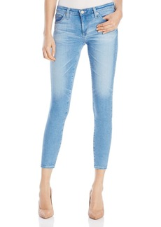 AG Jeans Denim Ankle Leggings in 19 Years Ransom