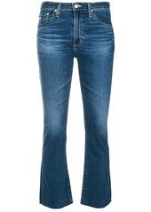 AG Adriano Goldschmied faded slim fit jeans