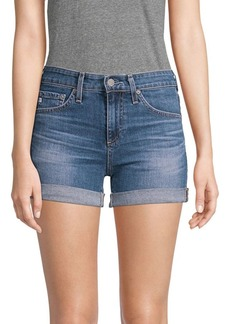 AG Adriano Goldschmied AG Jeans Hailey Cut-Off Denim Shorts