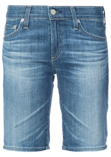 AG Adriano Goldschmied Ag Jeans knee-length shorts - Blue