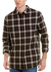 AG Adriano Goldschmied Ag Jeans Plaid Button Down Top