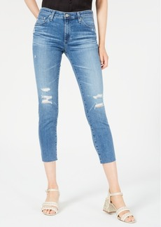 AG Adriano Goldschmied Ag Jeans Prima Cropped Skinny Jeans