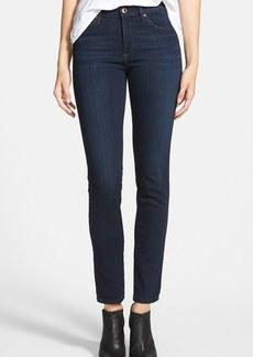 AG Jeans 'Prima' Mid Rise Skinny Jeans (Jet Setter)