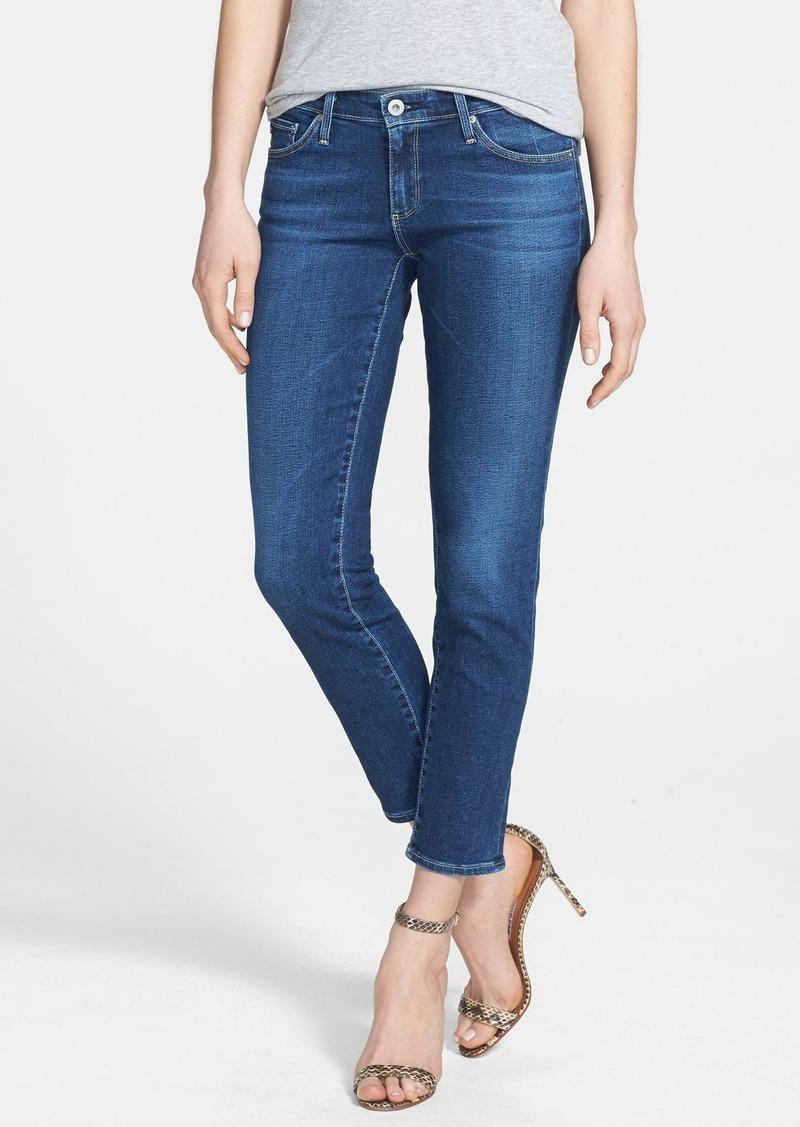AG Adriano Goldschmied AG Jeans 'Stilt' Crop Skinny Stretch Jeans (Rio Rio)
