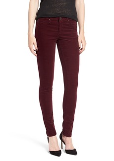 AG Jeans Stretch Corduroy Pants