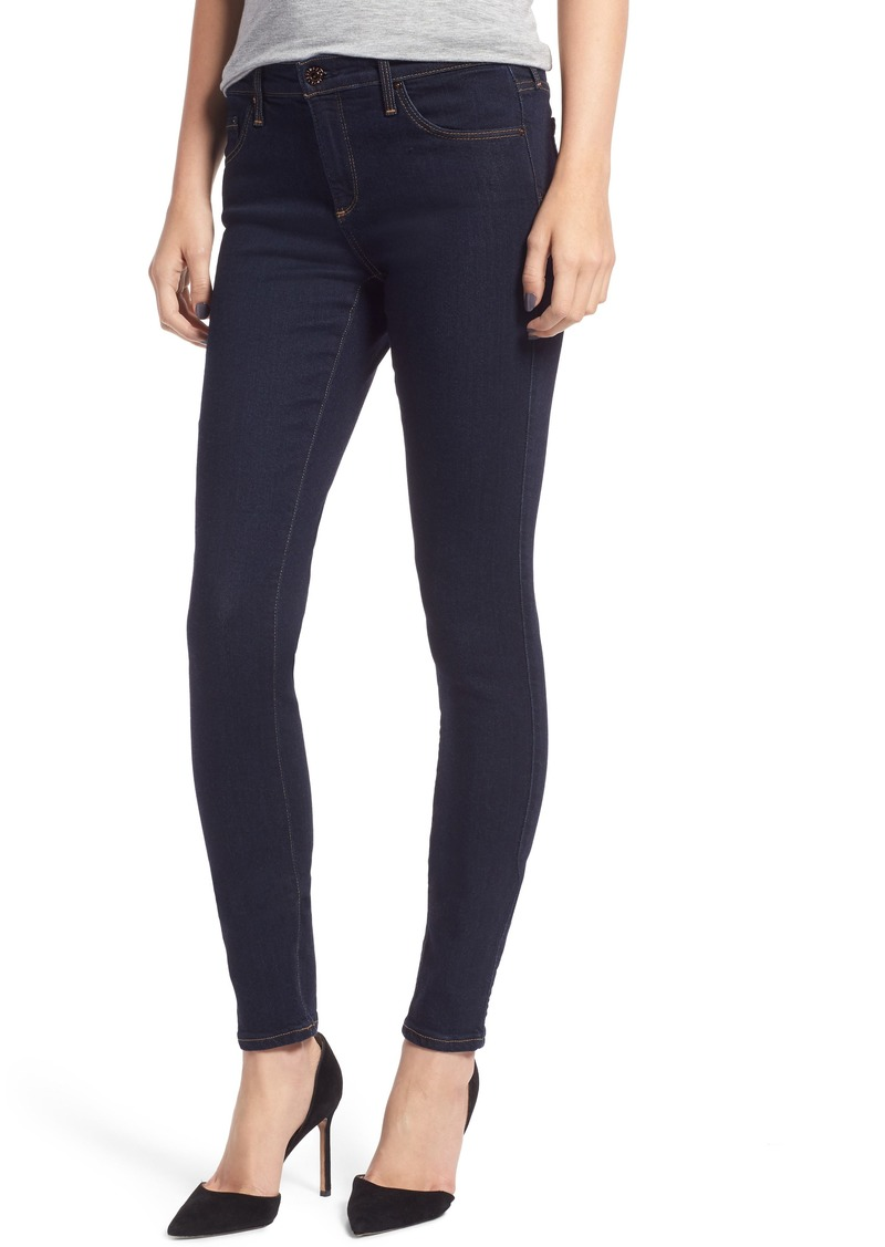 AG Adriano Goldschmied AG Legging Super Skinny Jeans (Blanche)
