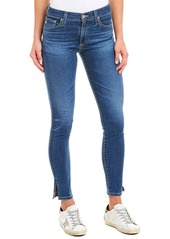 AG Adriano Goldschmied Ag Jeans The Farrah 10 Years Cbi High-Rise Skinny Ankle Cut