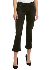 AG Adriano Goldschmied Ag Jeans The Jodi 4 Years Banished High-Rise Slim Flare Crop