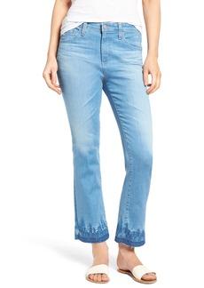 AG Adriano Goldschmied AG Jodi Crop Flare Jeans (17 Years Daybreak)