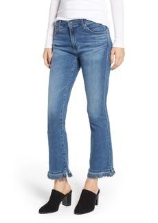 AG Adriano Goldschmied AG Jodi Crop Fringe Jeans (Pastoral Plains)