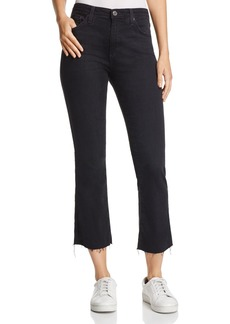 AG Jodi Crop Jeans in 3 Years Obsidian