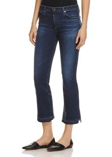 AG Jodi Crop Jeans in Moonlit