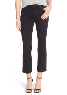 AG 'Jodi' High Rise Crop Jeans