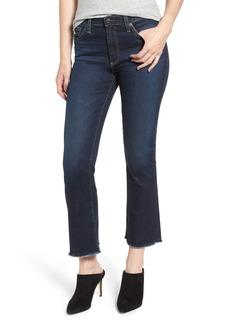 AG Adriano Goldschmied AG Jodi High Waist Crop Flare Jeans (8 Years Blue Lament)