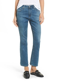AG Jodi High Waist Crop Jeans (10 Years Sea Mist)