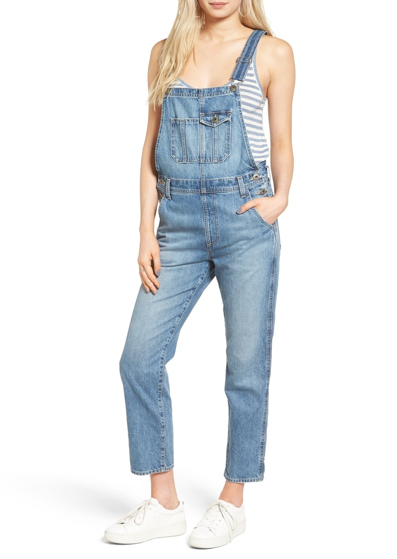 On Clearance so cheap 100% satisfaction AG Leah Denim Overalls