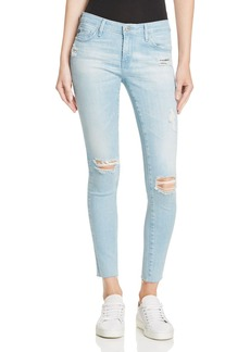 AG Legging Ankle Jeans in Anchor