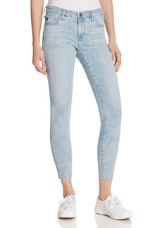 AG Legging Ankle Jeans in Pale Waters