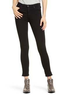 AG Adriano Goldschmied AG Legging Ankle Jeans (Super Black)
