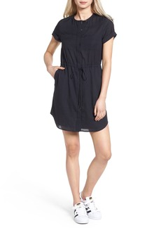 AG Adriano Goldschmied AG Lima Collarless Shirtdress