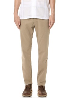 AG Adriano Goldschmied AG Lux Khaki Chinos