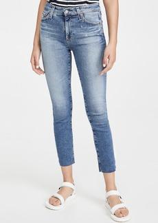 AG Adriano Goldschmied AG Mari Crop Jeans