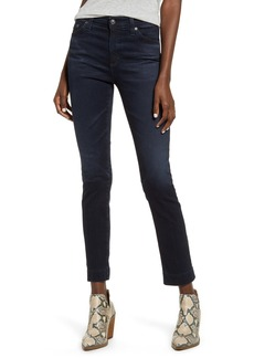 AG Adriano Goldschmied AG Mari High Waist Ankle Slim Straight Leg Jeans (3 Years Inquire)