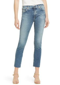 AG Adriano Goldschmied AG Mari High Waist Crop Jeans (17 Years Coldwater)