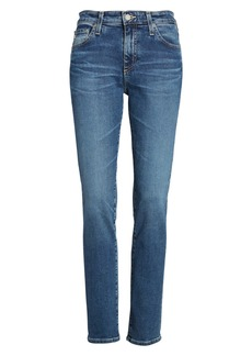 AG Adriano Goldschmied AG Mari High Waist Slim Straight Leg Jeans