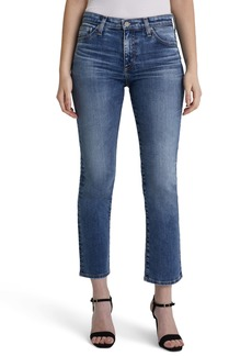 AG Adriano Goldschmied AG Mari High Waist Slim Crop Jeans (10 Years Millennium)