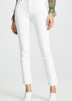 AG Adriano Goldschmied AG Mari Slim Straight Jeans