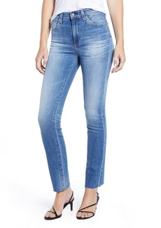 AG Adriano Goldschmied AG Mari Straight Leg Jeans (Persistent)