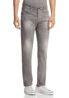 AG Adriano Goldschmied AG Matchbox Slim Fit Jeans in 2 Years Astroid Gray