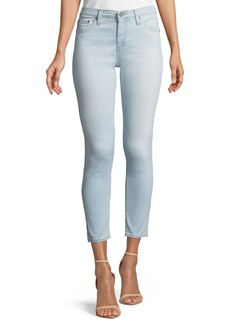 AG Adriano Goldschmied Mid-Rise Super Skinny Ankle Legging Jeans