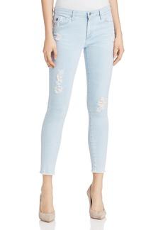 AG Middi Skinny Ankle Jeans