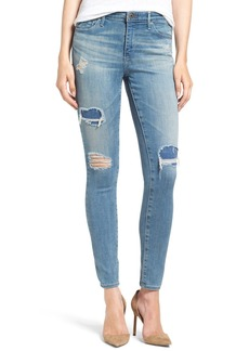 AG 'Middi' 'The Middi' Mid Rise Ankle Skinny Jeans (Artisan)