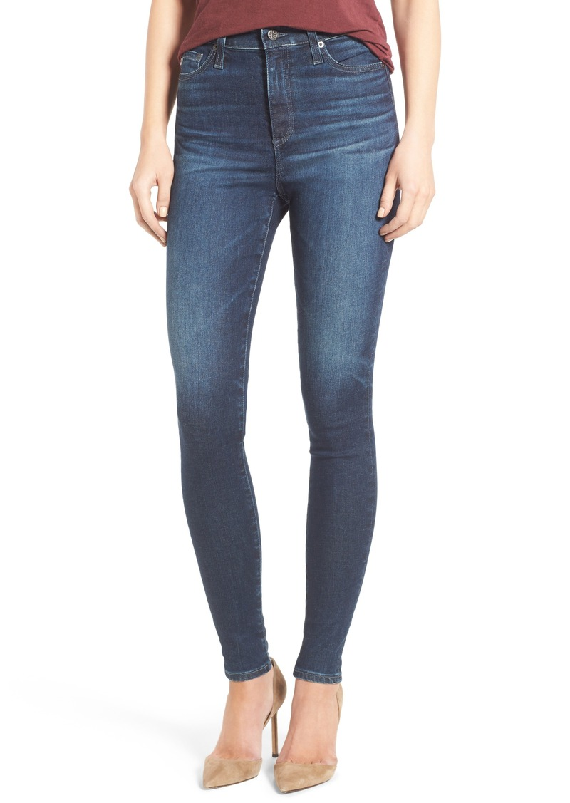 AG Adriano Goldschmied AG Mila High Rise Skinny Jeans (03Y Rendezvous)
