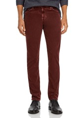 AG Adriano Goldschmied AG Modern Slim Fit Jeans in 1 Year Sulfur Spiced Rum