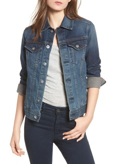 AG Adriano Goldschmied AG 'Mya' Denim Jacket