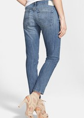 AG Adriano Goldschmied AG 'Nikki' Relaxed Skinny Crop Jeans (18 Year Enchant)