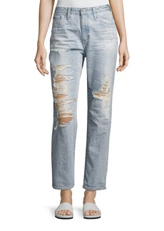 AG Phoebe Vintage High-Rise Jeans
