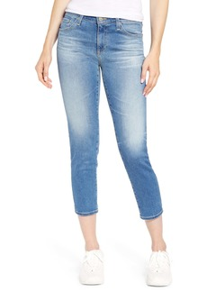 AG Adriano Goldschmied AG Prima Crop Cigarette Jeans (20 Years Oceana)