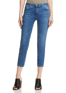 AG Prima Crop Cigarette Jeans in Hiatus