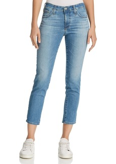 AG Prima Crop Jeans in 12 Years Canyon Blue - 100% Exclusive