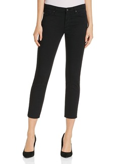 Ag Prima Crop Jeans in Black