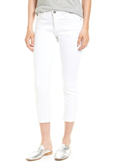 AG Adriano Goldschmied AG Prima Roll-Up Skinny Jeans