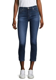 AG Adriano Goldschmied Prima Crop Skinny Jeans