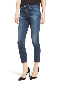 AG Prima Crop Skinny Jeans