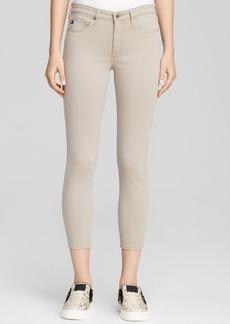 AG Prima Crop Skinny Jeans in Havana - 100% Bloomingdale's Exclusive